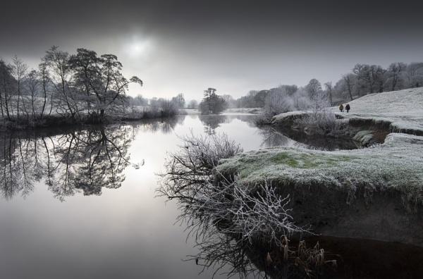 Winter Stroll by Trevhas