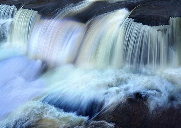 Richmond Waterfalls, North Yorkshire. by MervinS