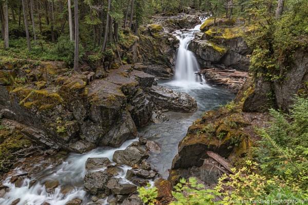 Silver Falls by kevinwpayne
