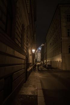 Those Dark Streets
