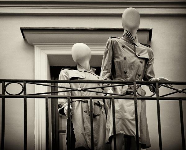 Un Homme et Une Femme by leo_nid