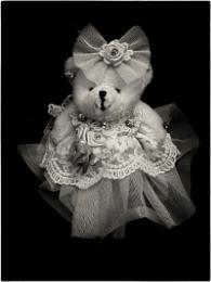 teddy bride