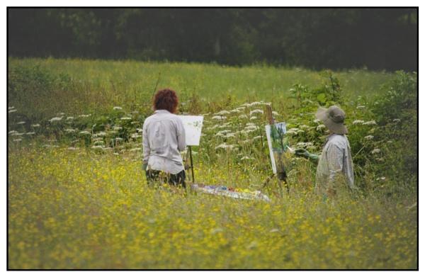 Landscape Artists by Pygar