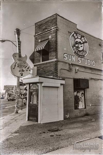 Sun Studios building by IainHamer