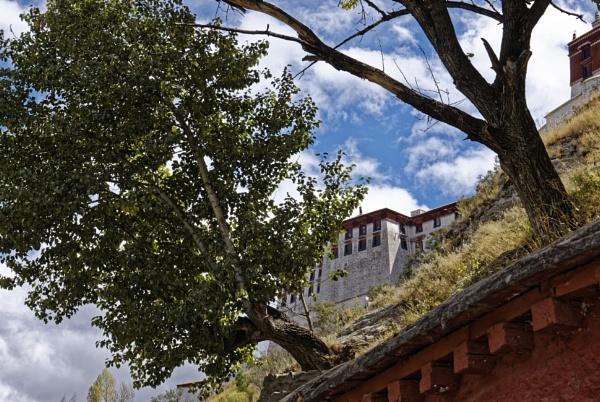 Lhasa - Potala by RvdHout