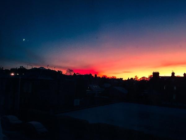 December Sky. by Pinarellopete