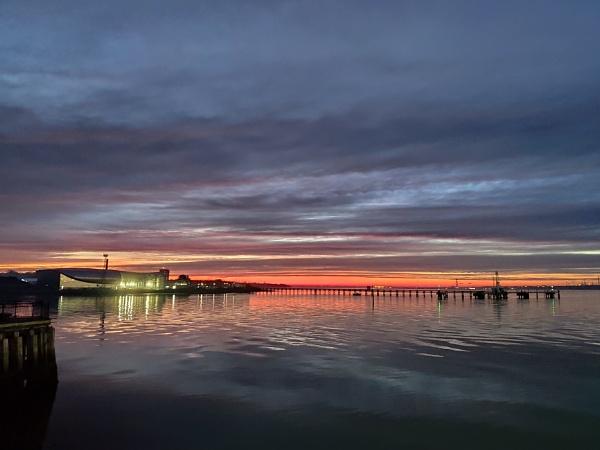 Morning gliry by Fredjax