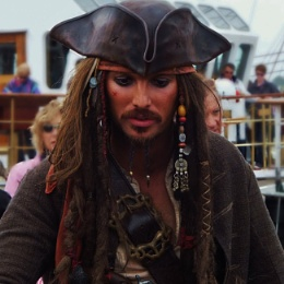Is that really Jack Sparrow read below to find out ?