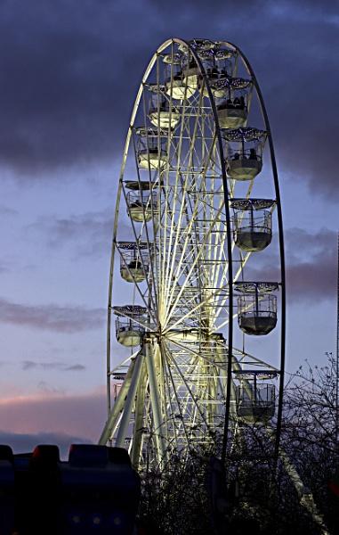 Ferris wheel by steve120464