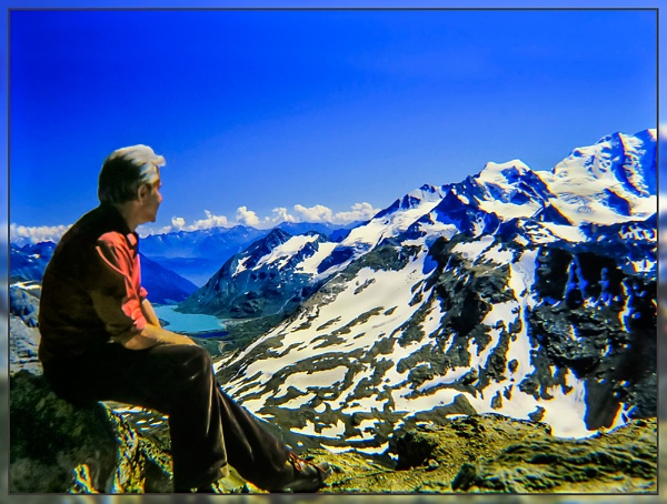 Mountain Memories by Sylviwhalley