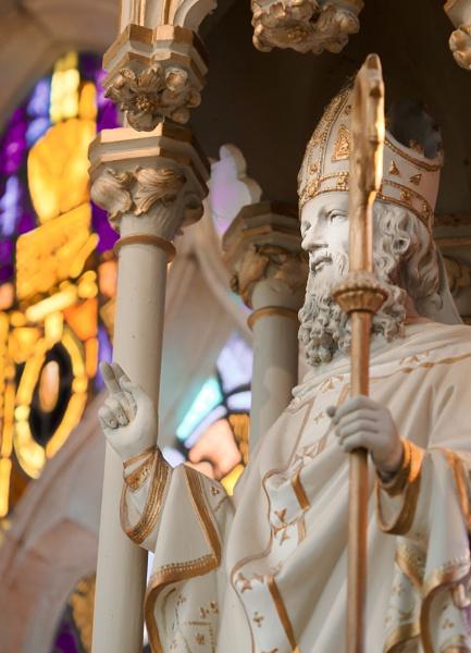 Saint Nicolas by pascalg