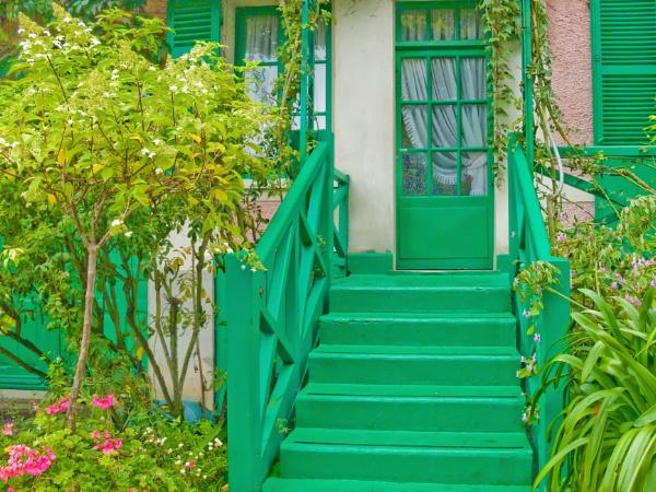 green steps by jimlad