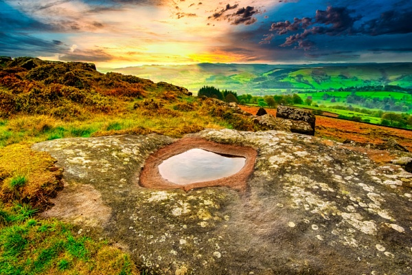 Stanage by mmart