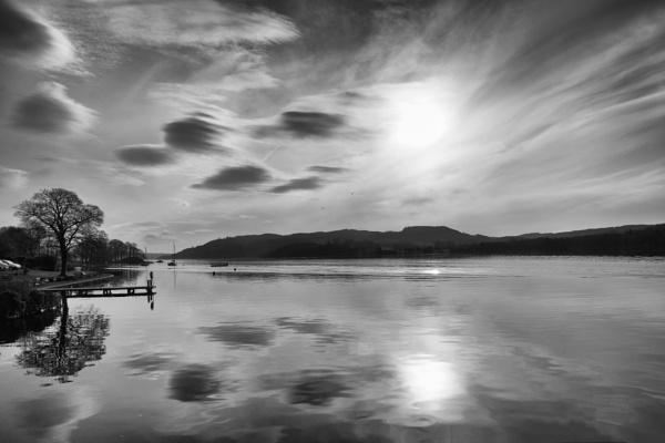waterhead view near ambleside by stevegilman