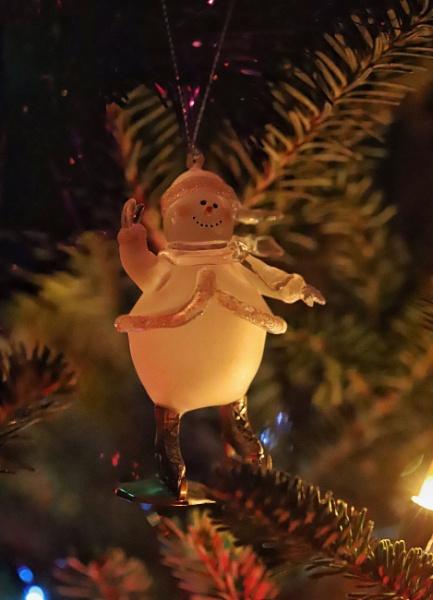 Snowman by Merlin_k