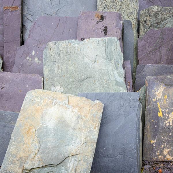 Dinorwic slate by HelenHiggs