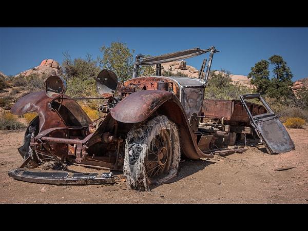 Old Jalopy by Genuinedabber