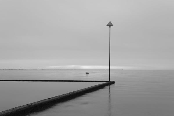 Beach mono by iNKFIEND