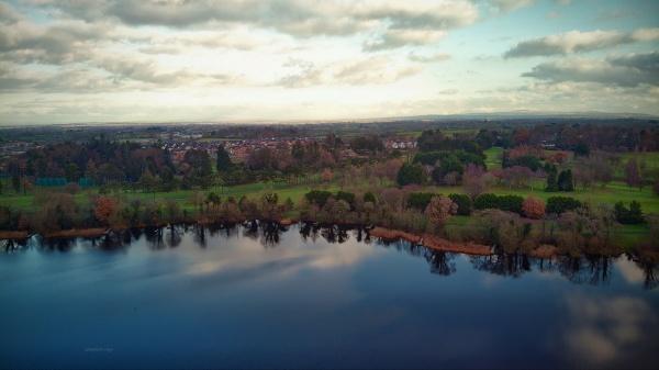 autumn in Lurgan - N.Ireland - 3 by atenytom