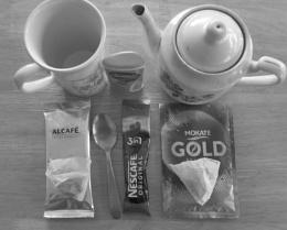 Photo : Tea & Coffee . Mono Drinks