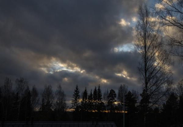 Clouds by kuvailija