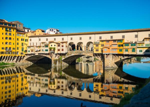 Ponte Vecchio - Florence by nellacphoto