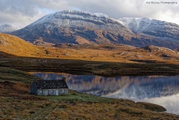 Lochside by Alffoto