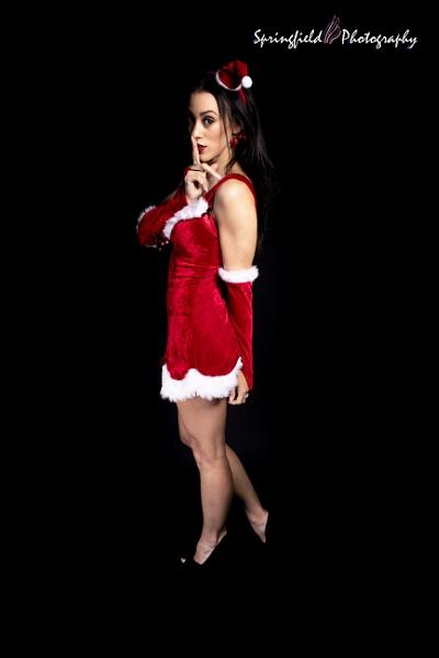 Naughty Santa by springfieldphotography