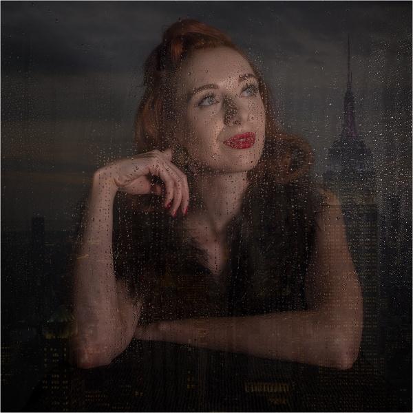 A Rainy Night In New York by Leedslass1