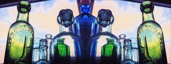 Bottled Colour. by ThePixelator