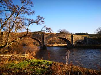 # Old Tweed Bridge