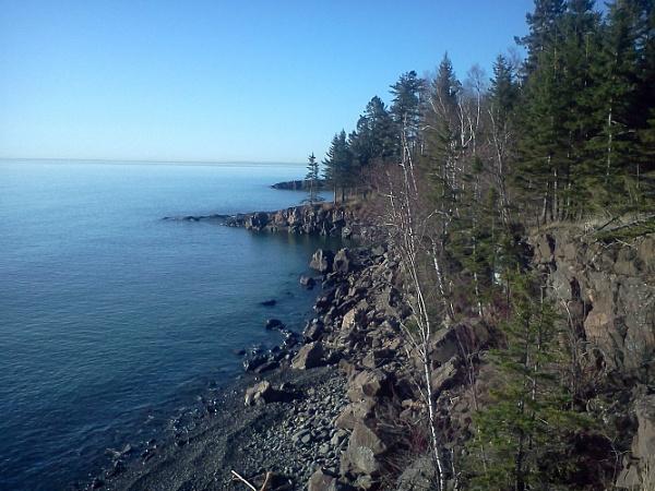 Lake Superior by jimbehm
