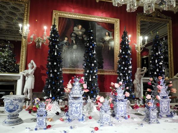 Christmas at Chatsworth by Alan26
