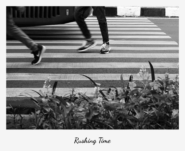 Rushing Time by Von_Herman