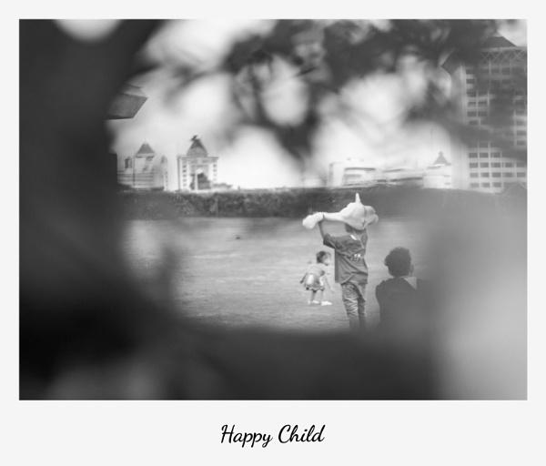 Happy Child by Von_Herman
