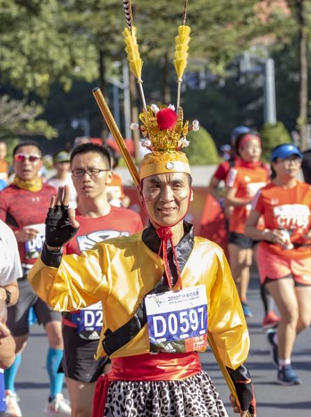 2019 Guangzhou Marathon / Half Marathon by TDP43