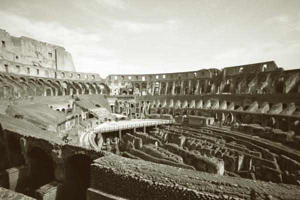 Coliseum by Fleck
