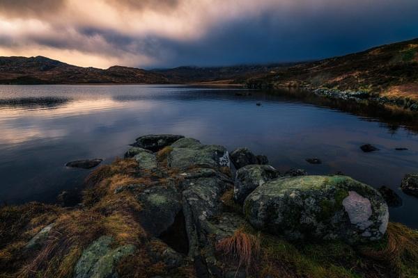 Landscape in a Mood by douglasR