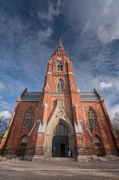 Allhelgonakyrkan, Lund