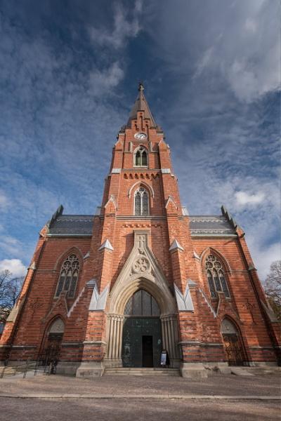 Allhelgonakyrkan, Lund by John21