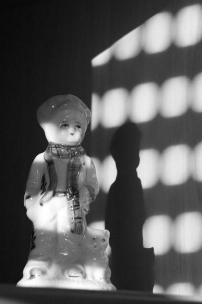 A boy in the shadow by azurak