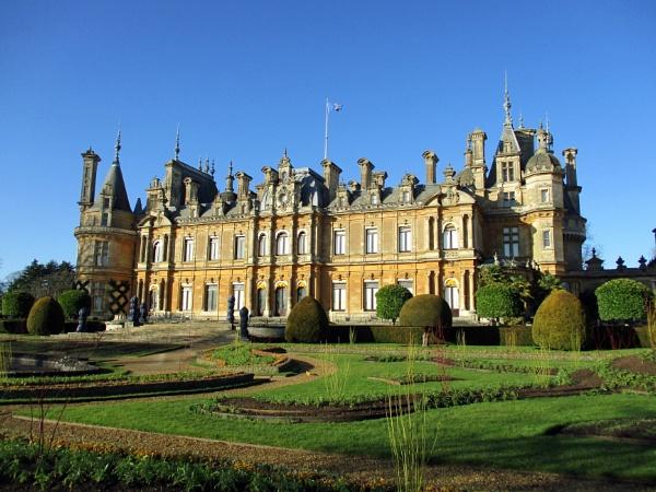 Waddesdon Manor by Hurstbourne