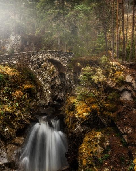 Falls of Bruar by Mark_Callander