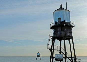 Dovercourt Essex lighthouses