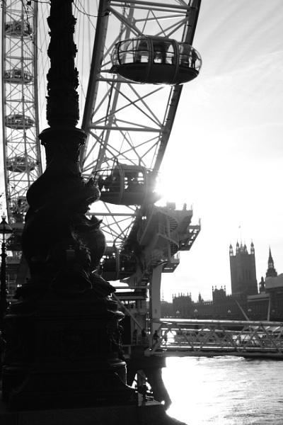 London eye by iNKFIEND