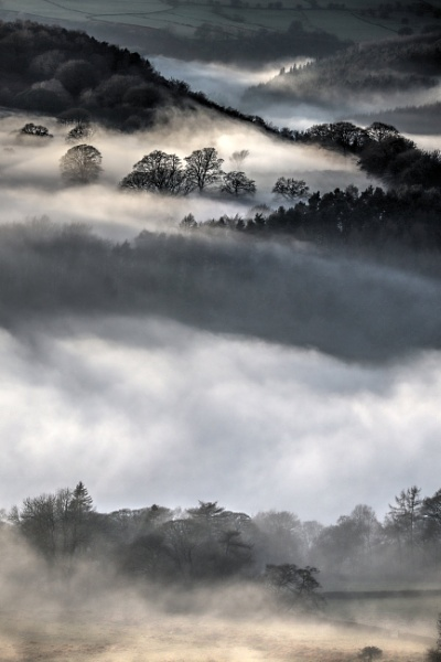 Hope Valley mist by SteveMcHale