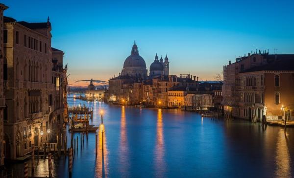 Good Morning Venice by jasonrwl