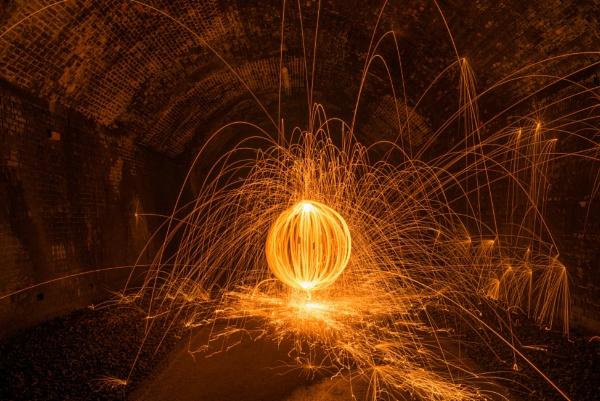 Ball of Fire by jasonrwl
