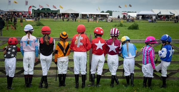 Junior Jockeys by RolandC