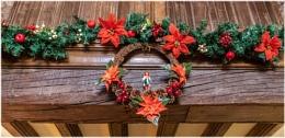 Christmas at Packwood House